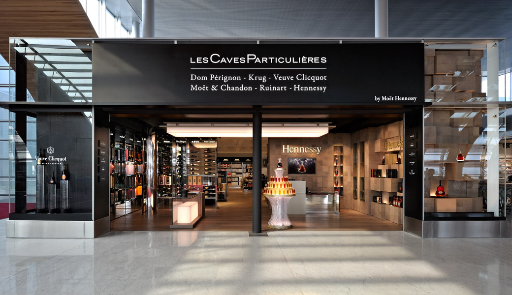 LVMH MH Architecture
