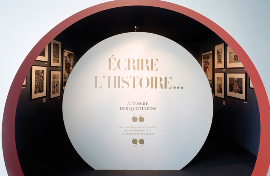 Marc Riboud Exhibition